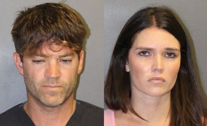 Bravo TV reality show surgeon, his girlfriend charged with drugging and raping two intoxicated women while filming the assaults - Grant William Robicheaux and Cerissa Laura Riley arrested two years after two victims filed complaints, cops say there could be up to 1,000 victims